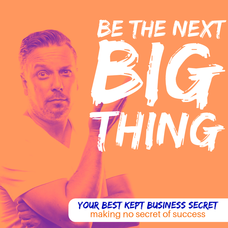 Is there such a thing as a nexThe next big thing in business by Marc Ford Business Coach Leicester
